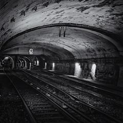 metro robot ... photo by David Kracht
