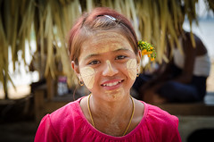 Burmese Smile photo by FRAENA