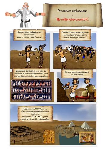 premières civilisations