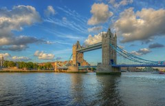 London Tower Bridge 2013-09-06 183527 photo by AnZanov