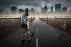 Apocalyptic photo by Nigel Grieves