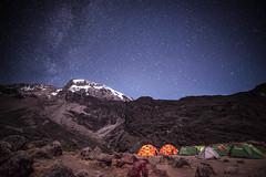 Baranco Camp - Mt Kilimanjaro photo by theboseographer