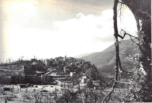 1944 - Italie - 13 mai san andrea bm 21 - Gaujac