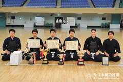 57th All Japan Corporations and Companies KENDO Tournament_073