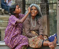Hairstyle - Kathmandu,Nepal photo by Constantin Florea