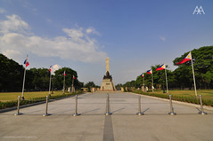 Rizal Park, Manila, Philippines photo by puting bagwis