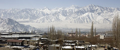 The Himalayas, Leh, Ladakh. Getty Images. photo by richard.mcmanus.