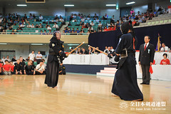 49th All Japan DOJO Junior KENDO TAIKAI_108