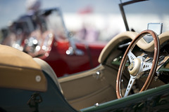 MG T Series photo by Simon Taylor Photography