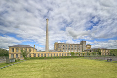 Herdman's Mill - Sion Mills photo by Gareth Wray Photography - Thanks = 6 Million Hits
