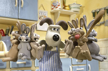Gromit and Rabbits