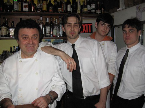 Camerini Restaurant Family Business, Toronto, Ontario, Canada