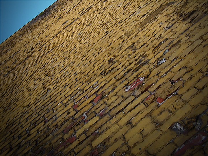 Yellow-Brick-Wall