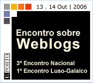 3º encontro weblogs