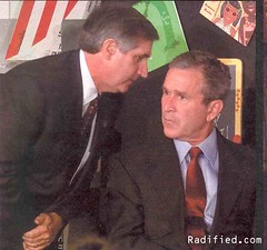 911_bush_reaction