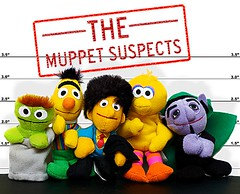Five Muppets. Ah ah ah. One Line Up. No Coincidence.