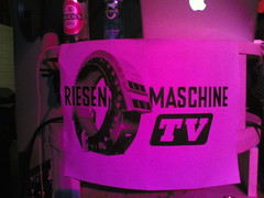 riesenmaschine tv