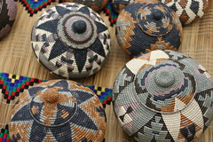 Our Reuben Ndwandwe baskets