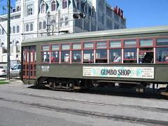Gumbo Shop Street Car