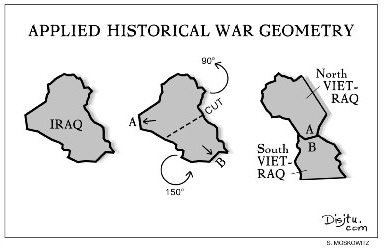 war geometry