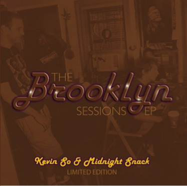 Kevin So - The Brooklyn Sessions EP