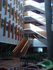 Atrium, Broadcast Centre