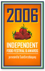 independent food awards