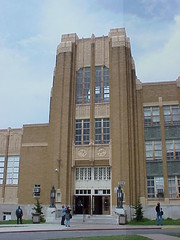 Will Rogers High School, Tulsa