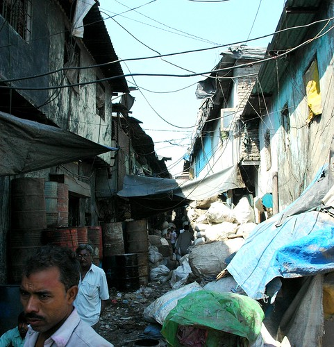Welcome to DHARAVI INDUSTRIAL FREE ECONOMIC ZONE - Mumbai