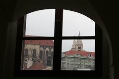 Castle could be also seen from window