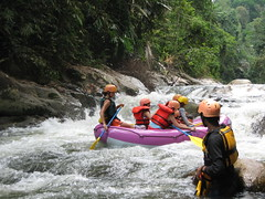 WhiteWater Rafting @ Gopeng 104