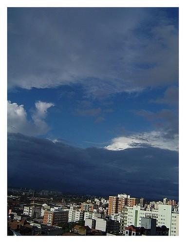 My city - Storm