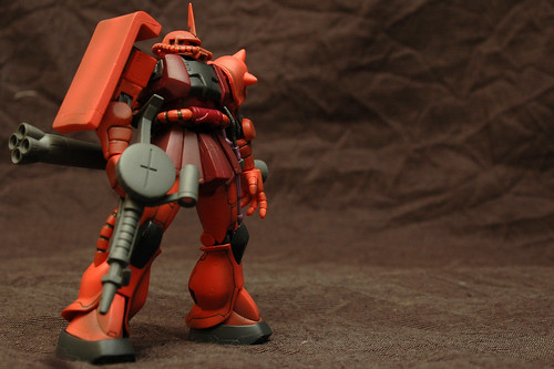 [Extended Mobile Suit In Action!!] MS-06S ZAKU II