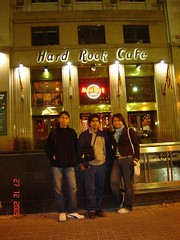 Hard Rock Cafe, Barcelona, Spain
