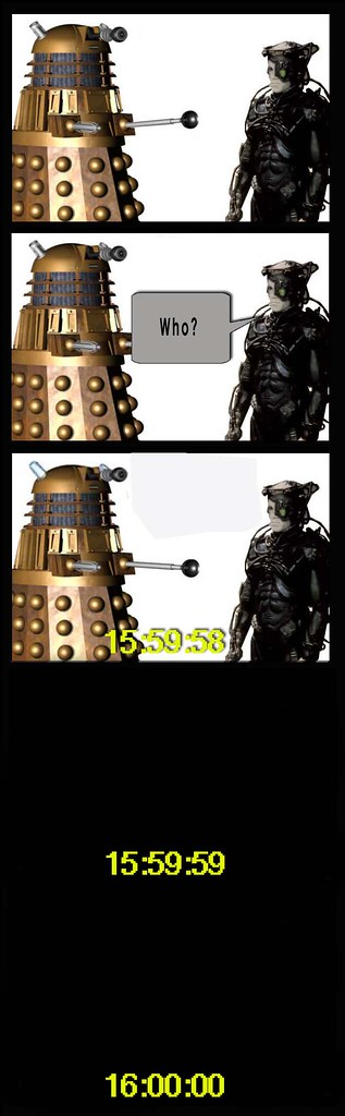 Dalek and Borg 24 2