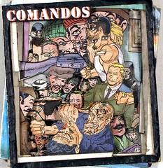 Brian Dettmer Comandos