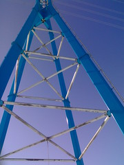 The blue Pylon - Helsinki, Finland (3)