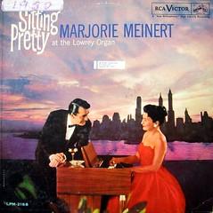 Marjorie Meinert - Sitting Pretty