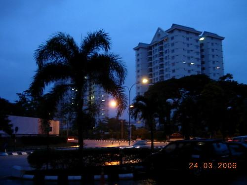 hotel morning