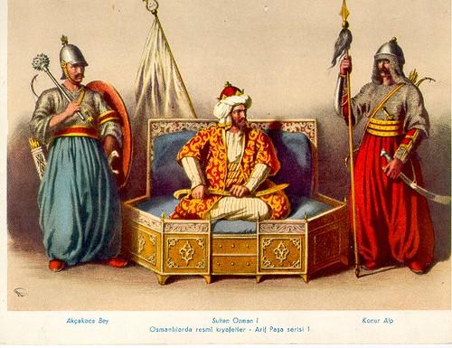 Osman Bey ve arkadaşları