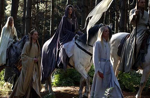 Arwen goes