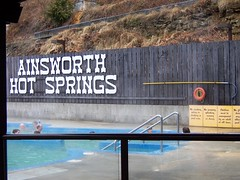 Ainsworth Hot Springs