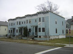 Woodlawn Row Houses - April 2006
