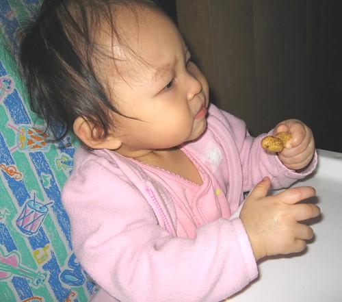 Tasting peanut