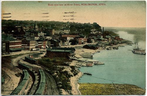 Burlington, IA 1920