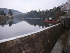 三島湖ダムサイト