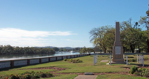 Memorial Park & Pelican Island