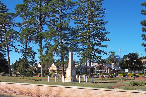 Memorial Park Woy Woy