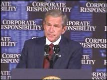 Bush and Corporate Responsibility