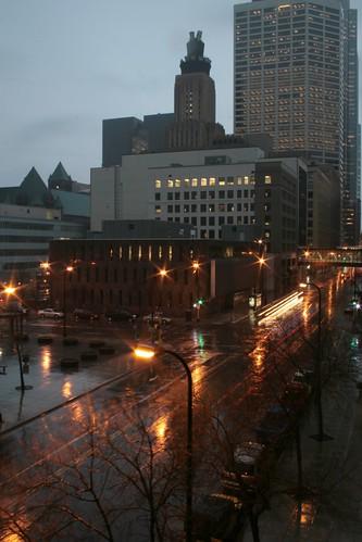 Minneapolis Rain 3